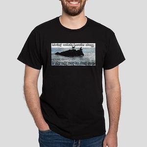 Louie Dog Dark T-Shirt