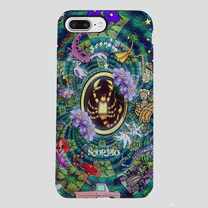 Star Quilt Scorpio iPhone 7 Plus Tough Case