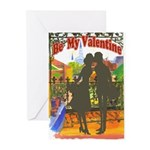 New Orleans Valentines Cards (package)