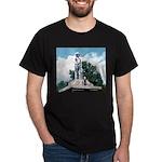 WW II Monument Dark T-Shirt