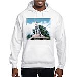 WW II Monument Hooded Sweatshirt