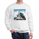 WW II Monument Sweatshirt