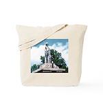 WW II Monument Tote Bag