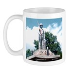 WW II Monument Mug