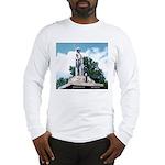 WW II Monument Long Sleeve T-Shirt