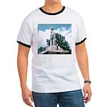 WW II Monument Ringer T