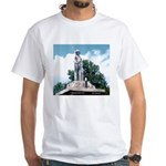 WW II Monument White T-Shirt