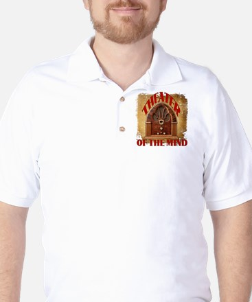 Theater Of The Mind Golf Shirt
