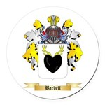 Bardell Round Car Magnet