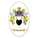 Bardell Sticker (Oval)