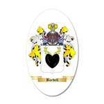 Bardell 20x12 Oval Wall Decal