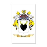 Bardell 20x12 Wall Decal