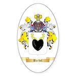Bardel Sticker (Oval 10 pk)