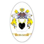 Bardel Sticker (Oval 50 pk)