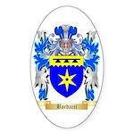 Bardacci Sticker (Oval)