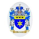 Bardacci Ornament (Oval)