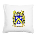 Barclay Square Canvas Pillow