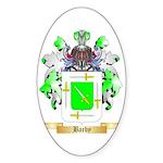 Barby Sticker (Oval)