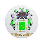 Barby Ornament (Round)