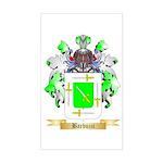 Barbuzzi Sticker (Rectangle)