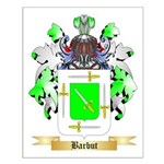 Barbut Small Poster