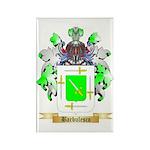 Barbulesco Rectangle Magnet (100 pack)