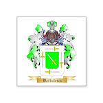 Barbulesco Square Sticker 3