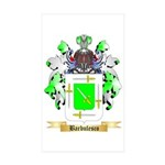 Barbulesco Sticker (Rectangle 50 pk)