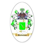 Barbulesco Sticker (Oval)