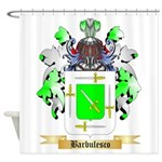 Barbulesco Shower Curtain