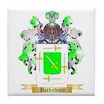 Barbulesco Tile Coaster