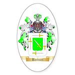 Barbucci Sticker (Oval)