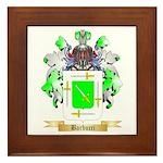 Barbucci Framed Tile