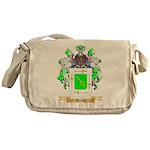 Barbu Messenger Bag