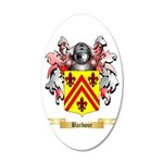 Barbour 20x12 Oval Wall Decal