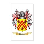 Barbour 35x21 Wall Decal