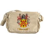 Barbour Messenger Bag