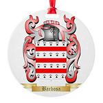 Barbosa Round Ornament