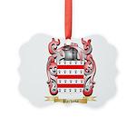 Barbosa Picture Ornament