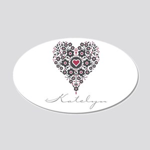 Love Katelyn Wall Decal