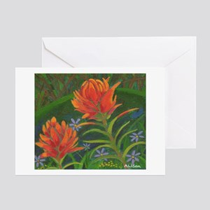Two Friends Greeting Cards (Pk of 10)