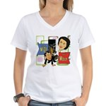 Fibber McGee And Molly T-Shirt