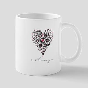 Love Kenya Mug