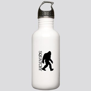Squatchy Silhouette Stainless Water Bottle 1.0L