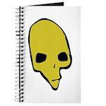 SKULL 001 GREEN Journal
