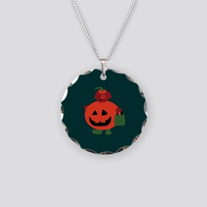turquoisegreetincards Necklace Circle Charm