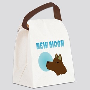 New Moon Jacob Wolf Canvas Lunch Bag