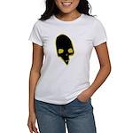 SKULL 001 GREEN Women's T-Shirt