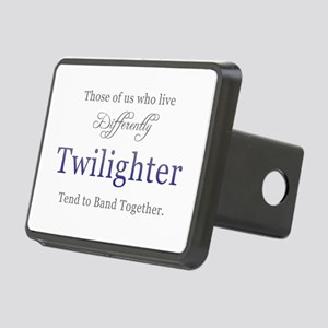 Twilighter Rectangular Hitch Cover
