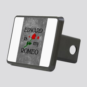 Edward Is My Romeo Rectangular Hitch Cover